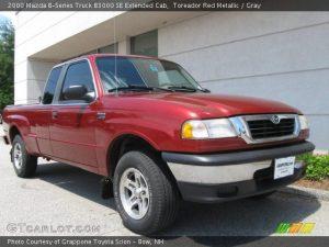 Toreador Red Metallic  2000 Mazda BSeries Truck B3000 SE