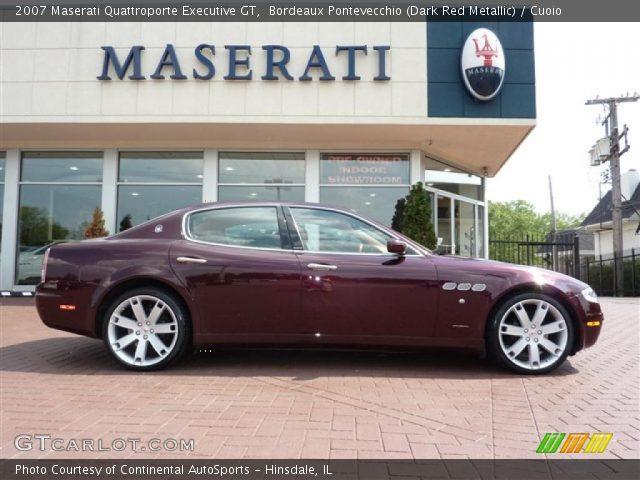 Quattroporte Silver 2007 Maserati