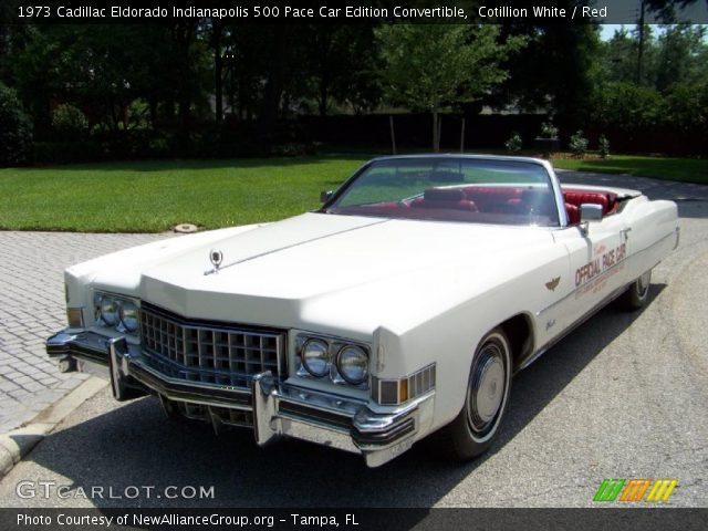 2000 Cadillac Eldorado Red