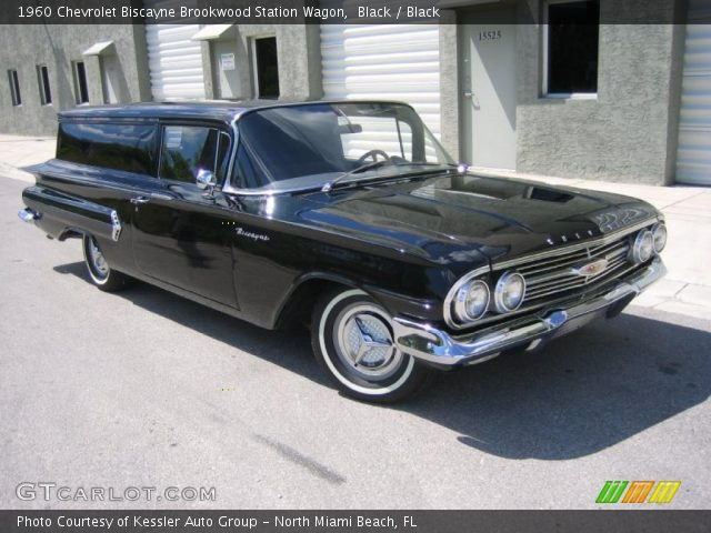 1969 Biscayne Wagon Chevrolet Station