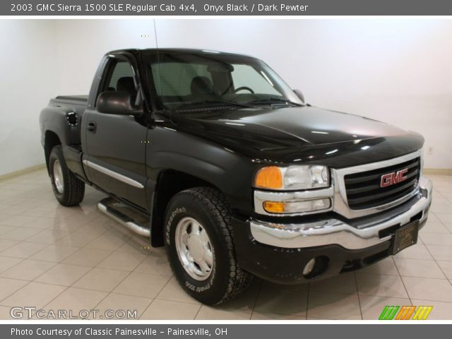 2004 Gmc Sierra Single Cab