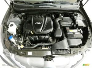 2012 Hyundai Sonata GLS Engine Photos | GTCarLot