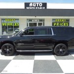 2015 Onyx Black Gmc Yukon Xl Slt 4wd 102729958 Gtcarlot Com Car Color Galleries