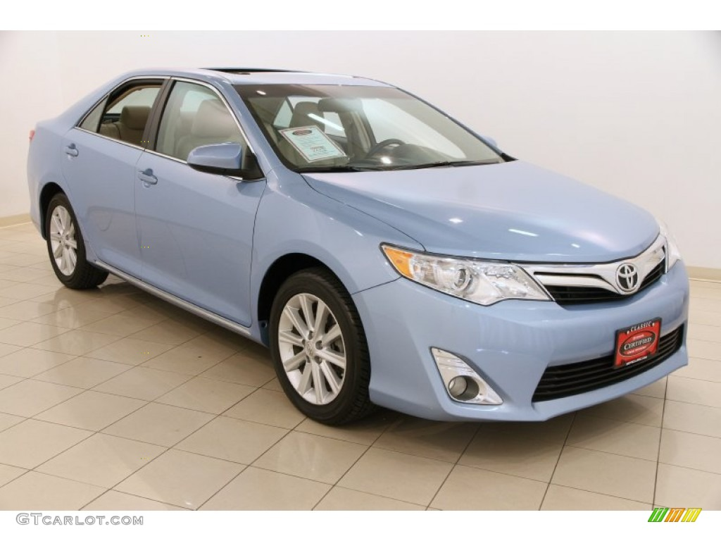 2013 Camry Cypress Pearl