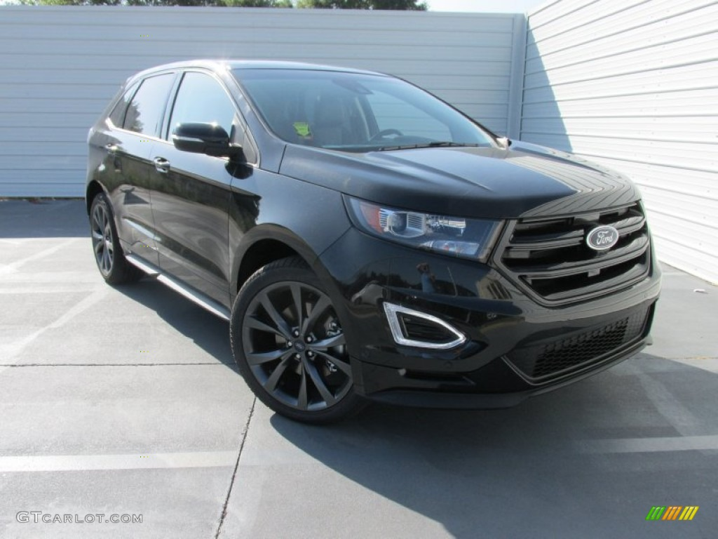 2015 Ford Edge Sport 2015 Ford Edge Ii Page 2 2015 Ford