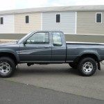 1994 Dark Gray Metallic Toyota Pickup Sr5 V6 Extended Cab 4x4 11764406 Photo 5 Gtcarlot Com Car Color Galleries