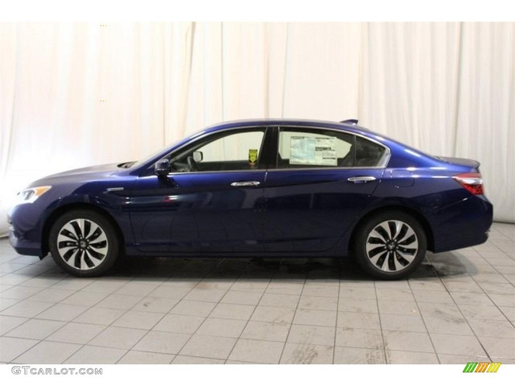 2017 Honda Accord Sedan Blue