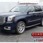 2017 Dark Sapphire Blue Metallic Gmc Yukon Denali 4wd 121248928 Gtcarlot Com Car Color Galleries