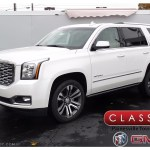 2018 White Frost Tricoat Gmc Yukon Denali 4wd 123718565 Gtcarlot Com Car Color Galleries