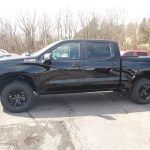 Black 2019 Chevrolet Silverado 1500 Custom Z71 Trail Boss Crew Cab 4wd Exterior Photo 132375562 Gtcarlot Com