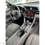 2020 Honda Civic Sport Hatchback Black Dashboard Photo 134941429 Gtcarlot Com