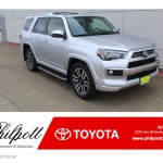 2020 Classic Silver Metallic Toyota 4runner Limited 136619183 Gtcarlot Com Car Color Galleries