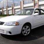 2003 Cloud White Nissan Sentra Xe 18234109 Photo 4 Gtcarlot Com Car Color Galleries