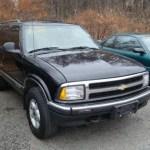 1995 Black Chevrolet Blazer 4x4 22915337 Gtcarlot Com Car Color Galleries