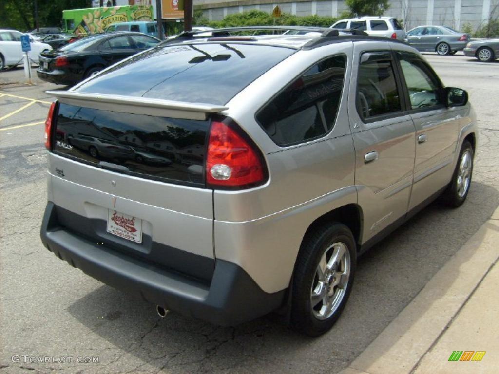 Image result for Pontiac aztek silver