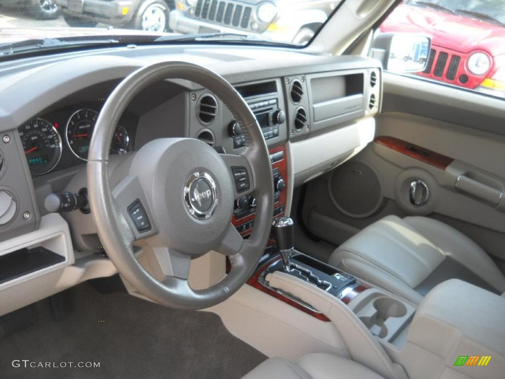 2007 jeep commander interior | psoriasisguru