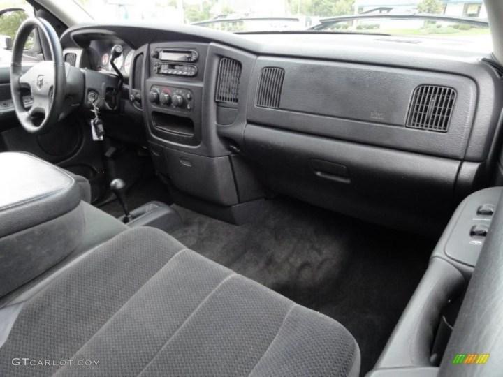2007 Dodge Ram 1500 Interior Parts