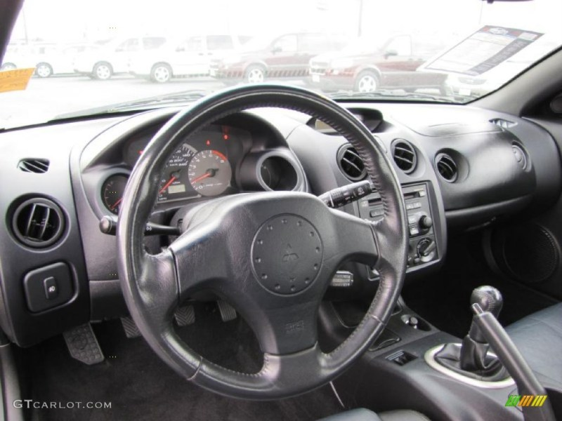2003 Mitsubishi Eclipse Gts Coupe Interior Photo 38262035