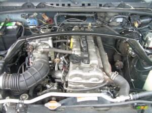 1997 Suzuki Sidekick Sport JLX 4 Door 4x4 Engine Photos