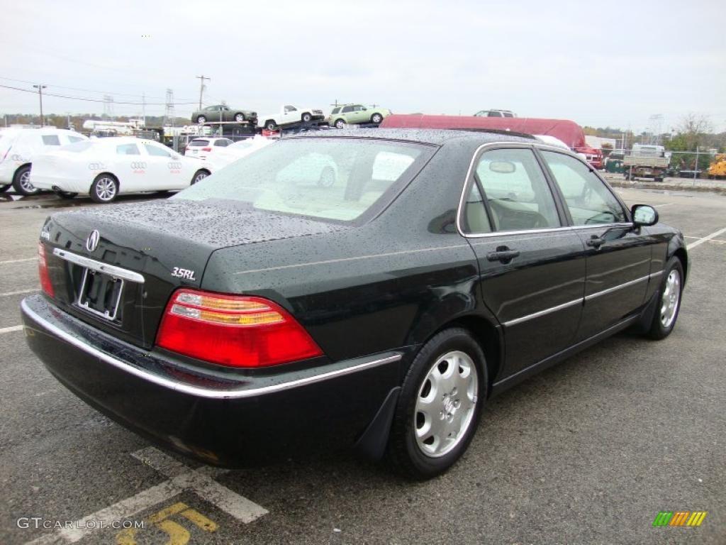 1999 Acura Rl Interior
