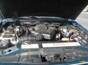 1998 Ford Explorer XLT 40 Liter OHV 12Valve V6 Engine Photo #39770398 | GTCarLot