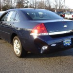 Imperial Blue Metallic 2007 Chevrolet Impala Ls Exterior Photo 40425788 Gtcarlot Com