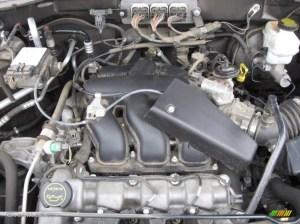2006 Ford Escape Limited 30 Liter DOHC 24Valve Duratec