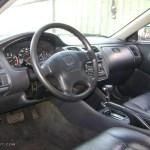 Charcoal Interior 1999 Honda Accord Lx Coupe Photo 41247653 Gtcarlot Com