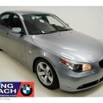 2005 Silver Grey Metallic Bmw 5 Series 525i Sedan 41237896 Gtcarlot Com Car Color Galleries