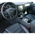 Black Anthracite Interior 2011 Volkswagen Touareg Vr6 Fsi Sport 4xmotion Photo 41532005 Gtcarlot Com