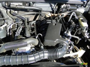 2004 Ford Ranger Edge SuperCab 30 Liter OHV 12Valve V6