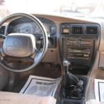 1996 Toyota 4runner Sr5 4x4 Beige Dashboard Photo 43078151 Gtcarlot Com