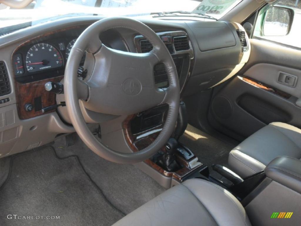1999 Toyota 4runner Interior Colors