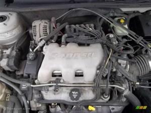 2004 Pontiac Grand Am GT Coupe 34 Liter 3400 SFI 12 Valve