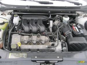 2006 Ford Five Hundred Limited 30L DOHC 24V Duratec V6