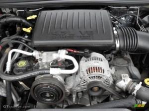 2001 Jeep Grand Cherokee Limited 4x4 47 Liter SOHC 16Valve V8 Engine Photo #44903246