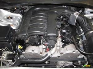 2009 Chrysler 300 Touring 35L SOHC 24V V6 Engine Photo