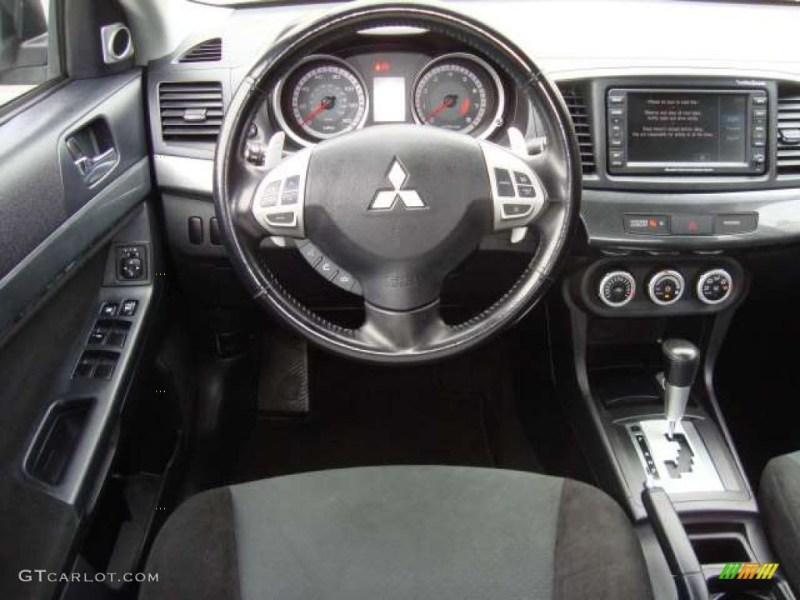 2008 Mitsubishi Lancer Gts Interior