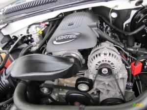 2006 Chevrolet Silverado 1500 LT Extended Cab 53 Liter