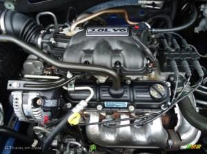 2010 Dodge Grand Caravan SXT 38 Liter OHV 12Valve V6