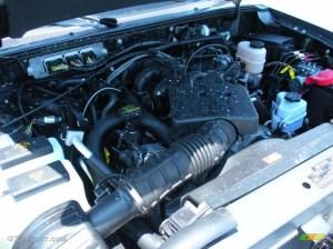 2011 Ford Ranger XLT SuperCab 40 Liter OHV 12Valve V6 Engine Photo #48283168 | GTCarLot