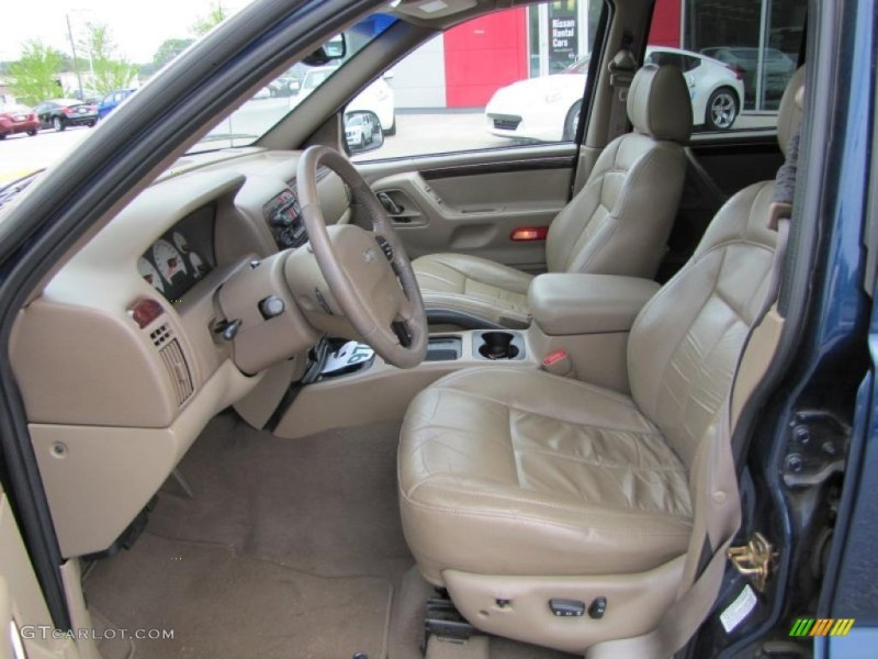 Jeep Grand Cherokee 2001 Interior