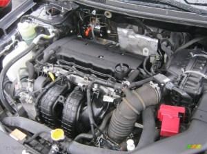 2009 Mitsubishi Lancer DE 20L DOHC 16V MIVEC Inline 4