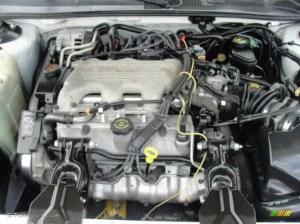 1998 Chevrolet Lumina Standard Lumina Model 31 Liter OHV