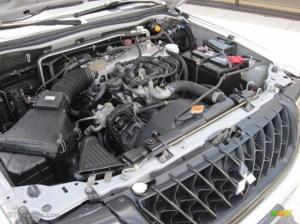 2003 Mitsubishi Montero Sport LS 4x4 30 Liter SOHC 24