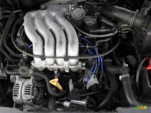 2000 Volkswagen Jetta GLS Sedan 20 Liter SOHC 8Valve 4