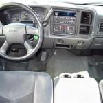 Dark Pewter Interior 2005 Gmc Sierra 1500 Sle Extended Cab Photo 49296017 Gtcarlot Com