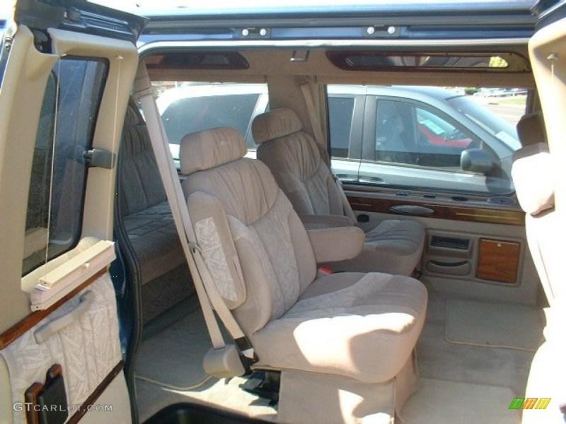 chevy conversion van interior | Billingsblessingbags.org