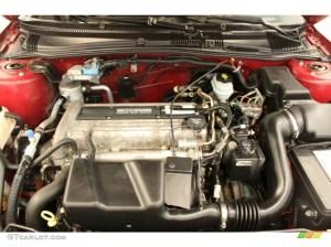2005 Pontiac Sunfire Coupe 22 Liter DOHC 16V ECOTEC 4