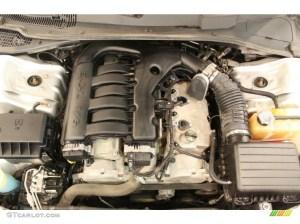 2006 Dodge Magnum SXT 35 Liter SOHC 24Valve V6 Engine
